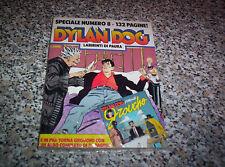 DYLAN DOG SPECIALE N.8 BLISTERATO SIGILLATO DA EDICOLA CON ALBO GROUCHO ALLEGATO