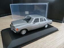 Minichamps ° Mercedes 280 E  W123 Limousine silber OVP   1:43