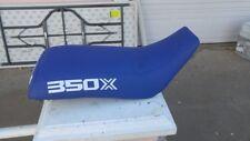 ATV Honda ATC250SX Logo Blue Standard ATV Seat Cover #nw1836mik1835