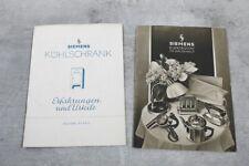 alte Reklame Werbung 1930 Siemens Schuckert Werke Haushalt Katalog vintage