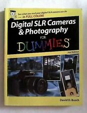 Digital SLR Cameras and Photography for Dummies by David D. Busch (2007)