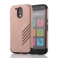 Moto G4 Play Case Full Body Dual Layer Shokproof Cover For Motorola Moto G4 Play
