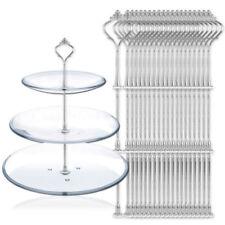 Art de la table de fête assiettes argentés sans marque pour la maison