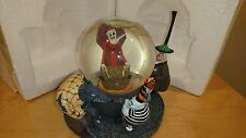 LIMITED EDITION Nightmare Before Christmas Santa Jack Snow Globe FULL SIZE NECA