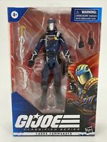 "G.I. JOE  Classified Series COBRA COMMANDER 06  6"" Action Figure Hasbro 2020 NEW"