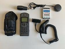 Téléphone Satellite Iridium 9505 kit transport (bateau, voiture, ...)