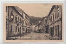 75320/32- Scheibbs Wienerstrasse im Mostviertel um 1930