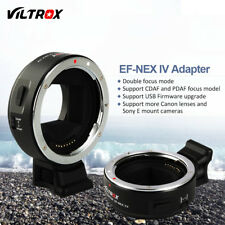 Viltrox EF-NEX IV Adapter mount - New in box from official Viltrox reseller