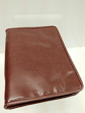NEW Book Cover / Bible Cover MEDIUM size (M) Burgundy