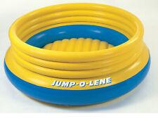 Intex Jump-O-Lene Bouncer Inflatable Ball Pit Bounce House