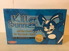 Killer Bunnies blue starter deck new sealed