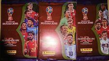 Set 16 Sobres Sachet Booster Bustina Packet Adrenalyn XL Fifa WC Russia 2018 18
