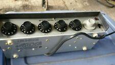 Shure Model M68 Microphone Audio Mixer