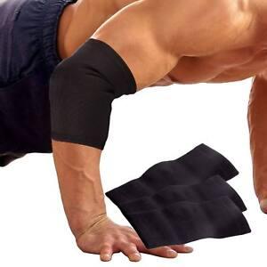 Arthritis Support Elbow Compression Sleeve Tennis Golfers Brace Tendonitis