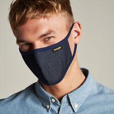 Wrangler Mund Nase Gesichts Maske Waschbar Wiederverwendbar W000917