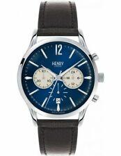 HENRY LONDON KNIGHTSBRIDGE chronographic Gents Watch HL41-CS-0039