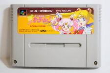 Sailor Moon S Jyogai Rantou SFC Super Famicom SNES Japan Import US Seller