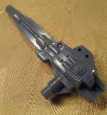 VINTAGE 1988 TRANSFORMERS G1 ~DARKWING~ CANNON WEAPON ACCESSORY POWERMASTER