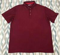 Nike Golf Men's Short Sleeve Shirt Dri Fit Tour Performance Golf Polo Size XL