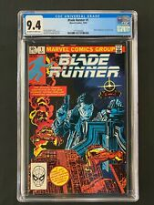 Blade Runner #1 CGC 9.4 (1982) - movie adaptation