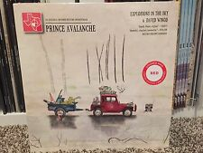 Explosions In The Sky, D. Wingo – Prince Avalanche Soundtrack - SEALED RED VINYL