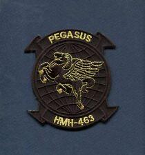 HMH-463 PEGASUS SEA STALLION USMC MARINE CORPS CH-53 Helicopter Squadron Patch