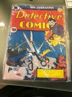 Detective Comics #76 Coverles DC 1941 Classic Joker Cover! Batman!copy Cover  .3