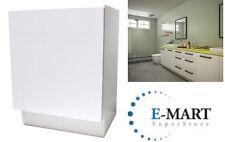 "New listing 24"" European Style Door Bathroom Vanity Plywood Cabinet White Crocodile Pattern"