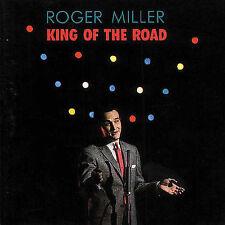 ROGER MILLER - KING OF THE ROAD (CD 1990) BEAR FAMILY