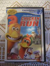 Chicken Run (DVD, 2000, Widescreen)