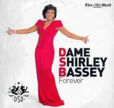 SHIRLEY BASSEY: FOREVER - PROMO CD ALBUM / 14 TRACKS: GOLDFINGER, BIG SPENDER ++