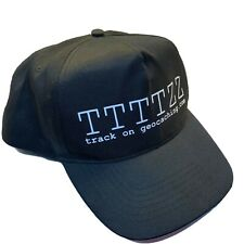 Geocaching Trackable Cap Hat with New Tracking Number Polyester One Size for all