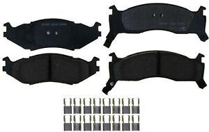 Disc Brake Pad Set fits 1991-1995 Plymouth Acclaim,Voyager Grand Voyager,Voyager