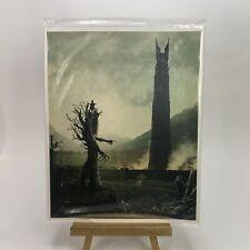 Lotr Middle-Earth Merry Pippin 8x10 Lootcrate Print Matt Ferguson Sealed
