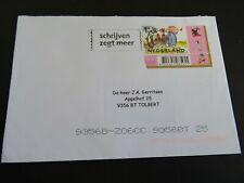 Nederland 3362f op brief verzonden naar Tolbert
