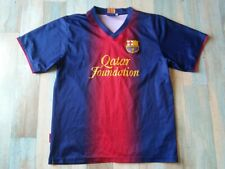 MAILLOT FOOT ROGER'S FCB BARCELONE N°10 MESSI TAILLE M/D5 TBE