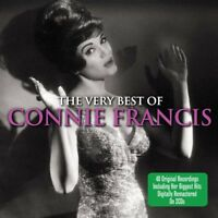 CONNIE FRANCIS - THE VERY BEST OF 2 CD NEW+