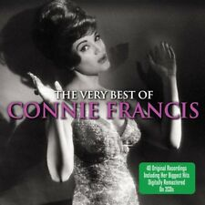 CONNIE FRANCIS - THE VERY BEST OF 2 CD NEUF