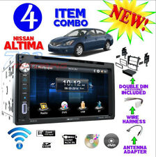 TOUCHSCREEN DVD BLUETOOTH CAR STEREO RADIO FOR 07 08 09 10 11 12 NISSAN ALTIMA