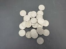 1929 CANADA  5 Cent Nickel Coin KING GEORGE V - 1 coin from this lot
