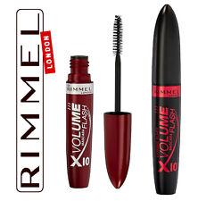 Rimmel Volume Flash x10 Mascara - Black - Extreme Black - 12ml -