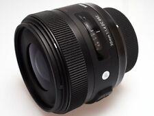 Sigma DC 30mm F/1.4 HSM DC Lens For Nikon