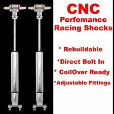 Racing Shocks 273mm Shock - Crossbar to Stud Plate - Pair