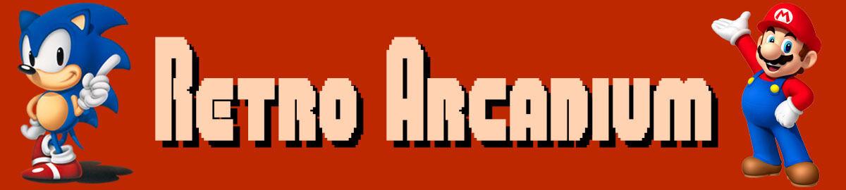Retro Arcadium