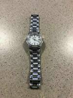 Citizen Women's E011-5043897 Stainless Steel Eco-Drive Watch
