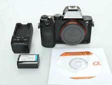 Sony Alpha a7 24mp DSLR ILCE7/B Body Only EX Condition!