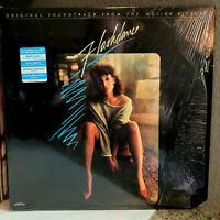 "FLASHDANCE Movie Soundtrack (Original Shrinkwrap) - 12"" Vinyl Record LP - EX"
