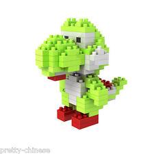 Mini DIY Puzzle Nano Block Building Blocks Sets Mini Blocks Toys Yoshi