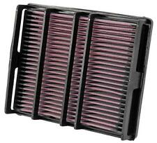 K&N Hi-Flow Performance Air Filter 33-2054 fits Toyota Supra 3.0 i Bi-Turbo