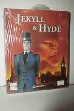 JEKYLL & HYDE GIOCO NUOVO PC CDROM EDIZIONE ITALIANA PAL BIG BOX GD1 50314